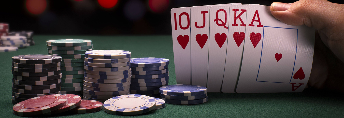 How to be Fruitful in Poker Online