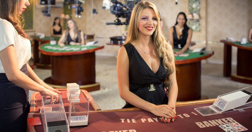 An end product gaming website for playing the online casino games
