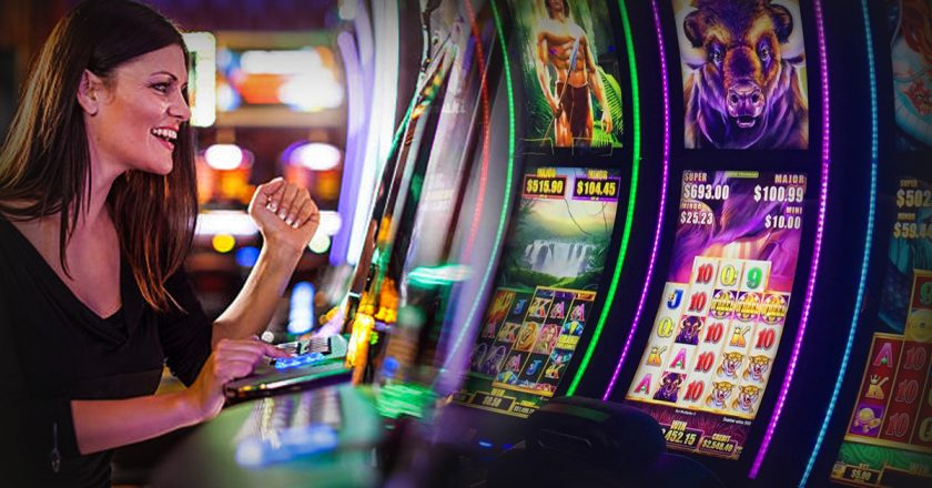 Reason Why Online Slot Games are Better Than Live Slots