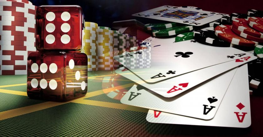 Use your free time interesting with the help of online  casino  games
