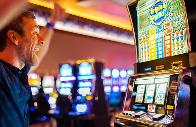 The best reason to start playing online slot
